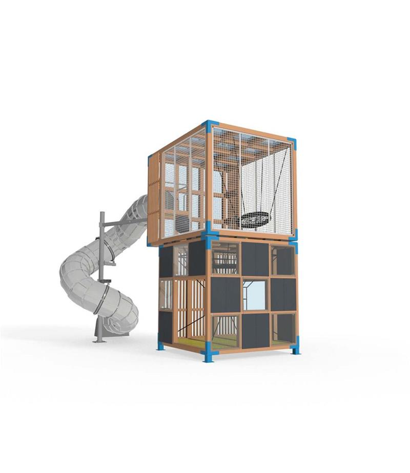 lappset playground equipment cubic